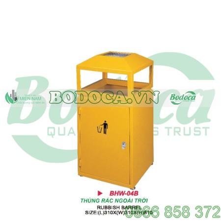 thung-rac-ngoai-troi-thep-phun-son-bodoca-BHW-04B