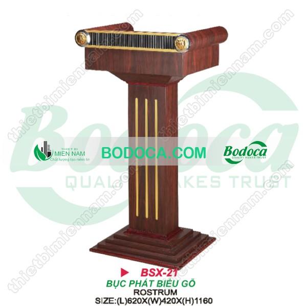 Bục tượng Bác giá rẻ BSX-21