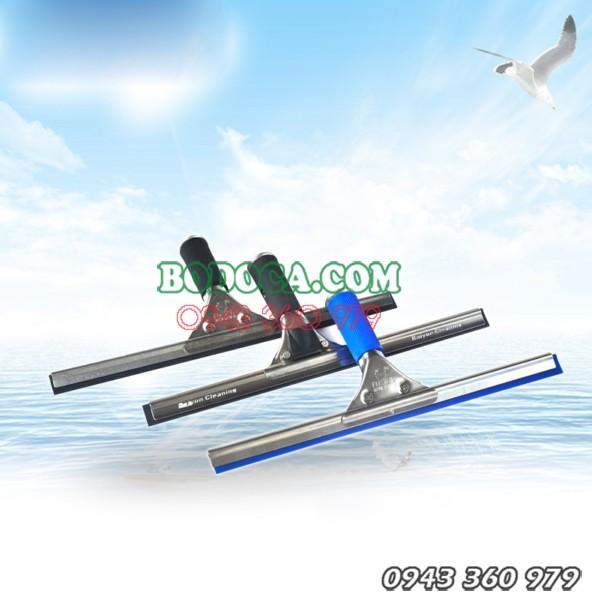 Dụng cụ vệ sinh kính inox 25cm