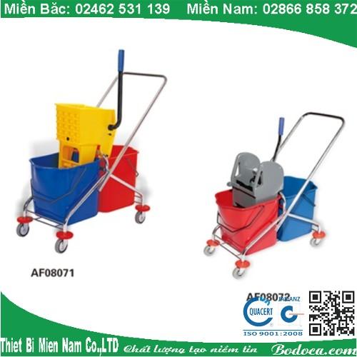 Phân phối xe lau sàn bệnh viên AF08071