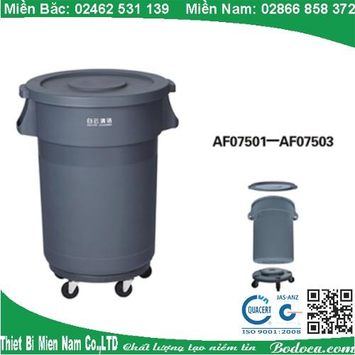 Thùng rác tròn dùng cho nhà bếp AF07503