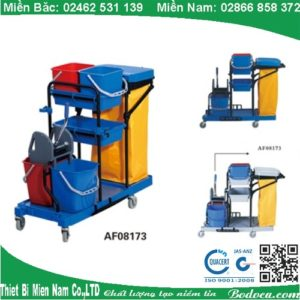 Xe vệ sinh đa năng 3 tầng AF08173