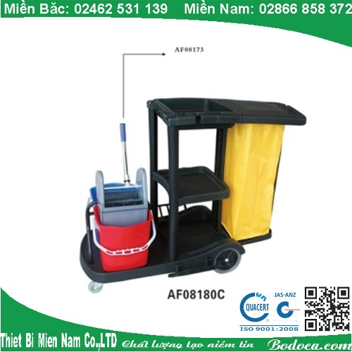 Xe lam vệ sinh 3 tầng Xe lam vệ sinh 3 tầng đa năng AF08180Cđa năng AF08180C