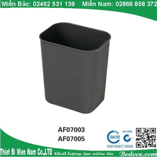 Thùng rác nhựa dùng cho gia đình AF07003